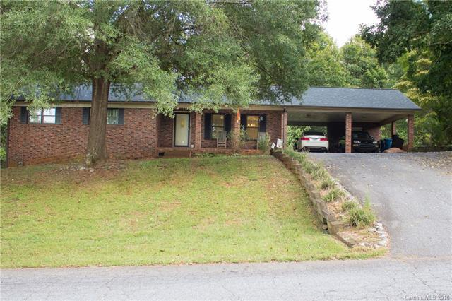 201 Brentwood Drive, Maiden, NC 28650 (#3436850) :: Team Southline