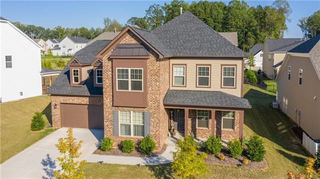 9236 Hightower Oak Street, Huntersville, NC 28078 (#3436886) :: David Hoffman Group