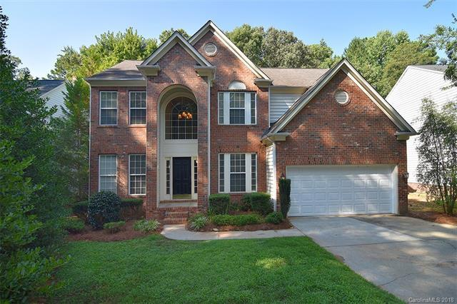 7828 Dunoon Lane, Charlotte, NC 28269 (#3436889) :: Odell Realty