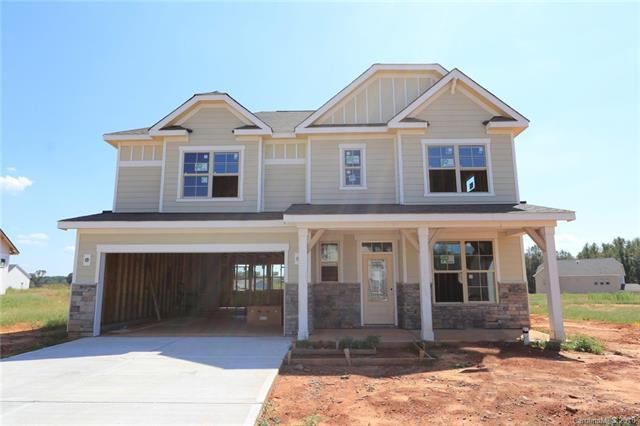 1221 Brooksland Place #195, Waxhaw, NC 28173 (#3436920) :: Odell Realty