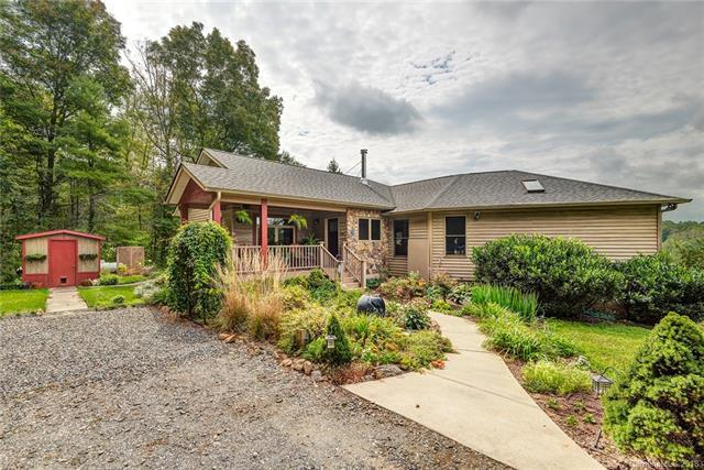 47 Sams Road, Weaverville, NC 28787 (#3437053) :: Exit Mountain Realty