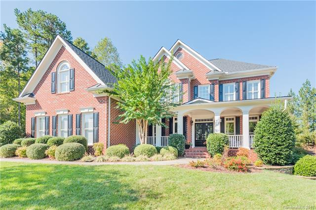 1105 Doverstone Court, Matthews, NC 28104 (#3437093) :: Odell Realty