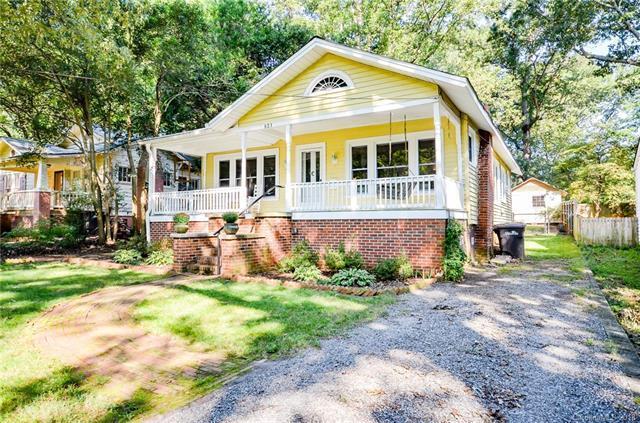 821 Wood Street, Statesville, NC 28677 (#3437129) :: The Beth Smith Shuey Team