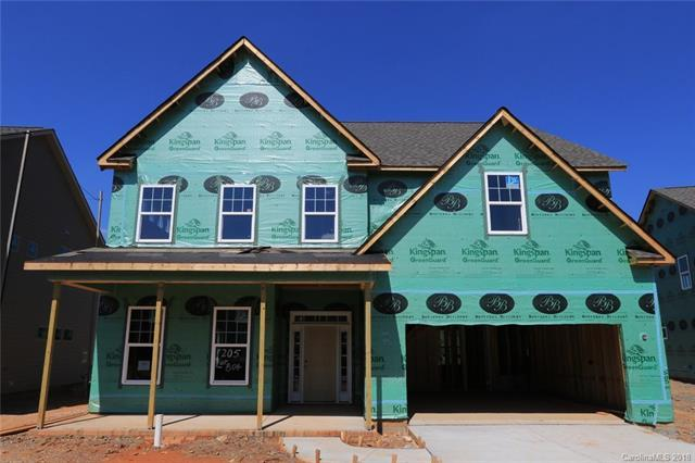 1205 Thessallian Lane, Indian Trail, NC 28079 (#3437165) :: Stephen Cooley Real Estate Group