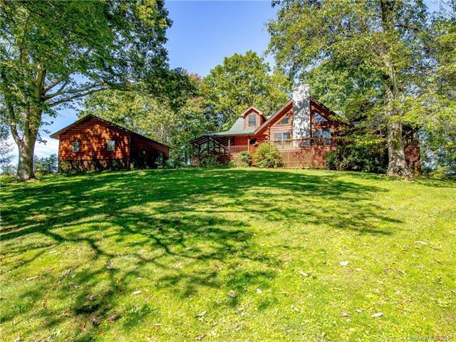 898 Glade Mountain Drive, Canton, NC 28716 (#3437200) :: Exit Mountain Realty