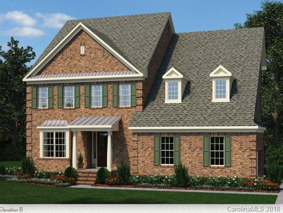 16500 Flintrock Falls Lane #14, Charlotte, NC 28278 (#3437425) :: Odell Realty