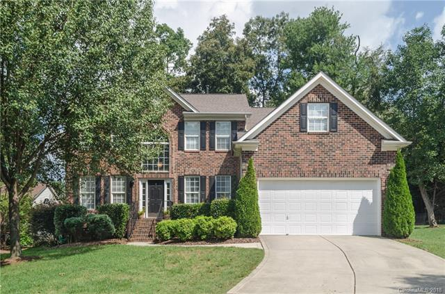 15711 Holyhead Lane, Huntersville, NC 28078 (#3437521) :: Stephen Cooley Real Estate Group