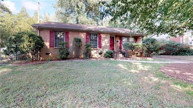 1435 Tarrington Avenue, Charlotte, NC 28205 (#3437589) :: Odell Realty