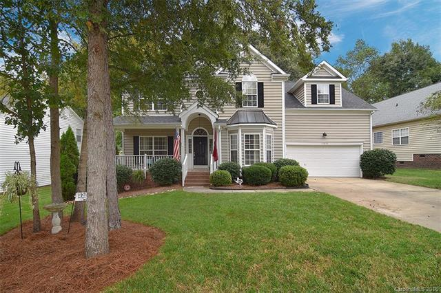 10829 Sycamore Club Drive, Mint Hill, NC 28227 (#3437634) :: High Performance Real Estate Advisors