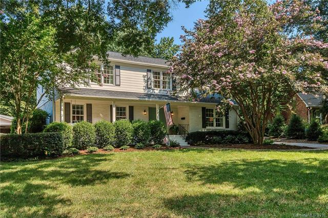 4725 Montclair Avenue, Charlotte, NC 28211 (#3437646) :: Odell Realty