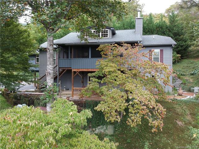 276 Locust Grove Drive #2, Waynesville, NC 28785 (#3437685) :: Puffer Properties