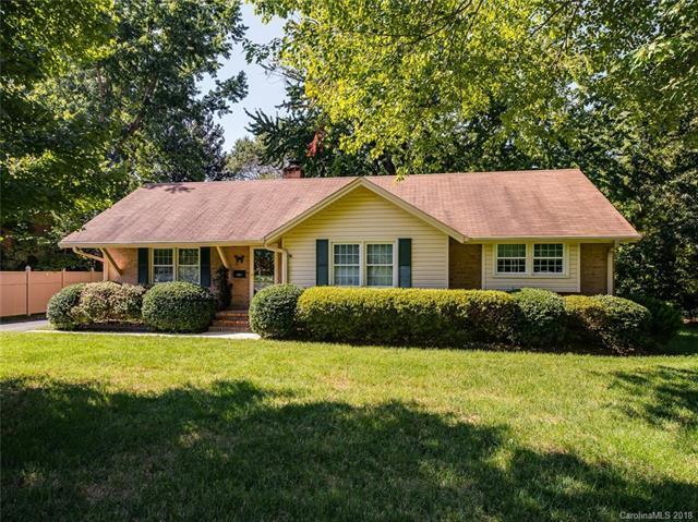 3242 Northampton Drive, Charlotte, NC 28210 (#3437724) :: Exit Mountain Realty