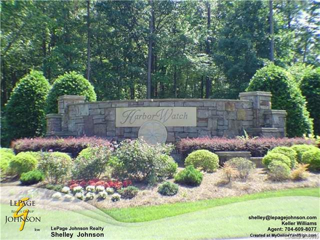 Lot 93 S Harbor Watch Drive #93, Statesville, NC 28677 (#3437833) :: Cloninger Properties
