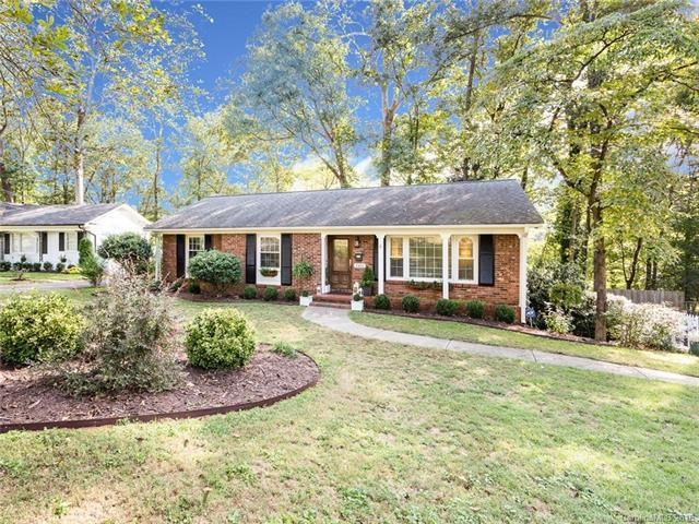 2451 Wensley Drive, Charlotte, NC 28210 (#3437834) :: LePage Johnson Realty Group, LLC