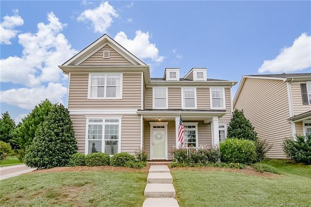 12822 Cheverly Drive, Huntersville, NC 28078 (#3437866) :: Team Southline