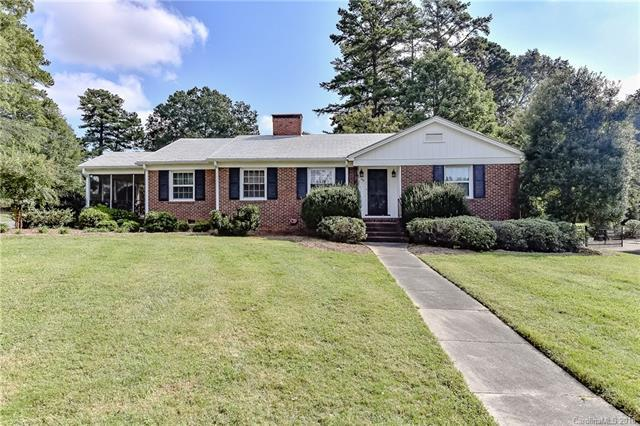 254 S Canterbury Road, Charlotte, NC 28211 (#3437998) :: Odell Realty