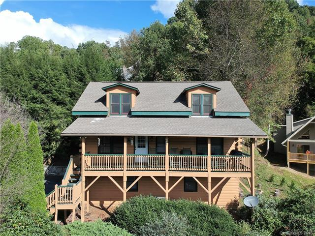 45 Rolling Lane, Maggie Valley, NC 28751 (#3438029) :: Puffer Properties
