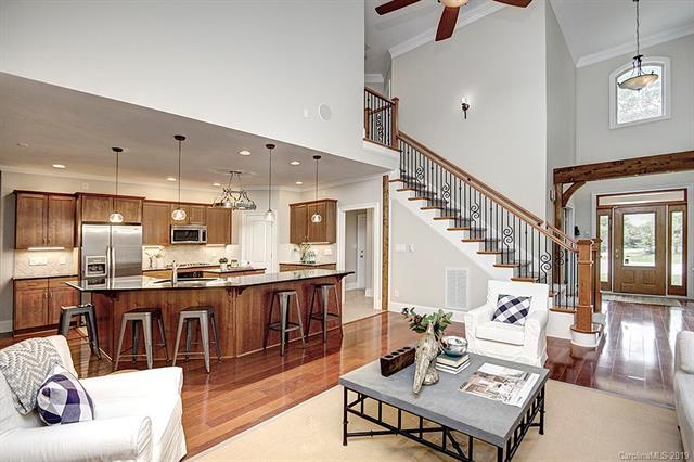 6914 Birdsong Lane, Waxhaw, NC 28173 (#3438109) :: LePage Johnson Realty Group, LLC