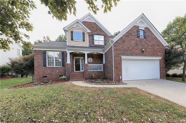14537 Maclauren Lane, Huntersville, NC 28078 (#3438209) :: Odell Realty