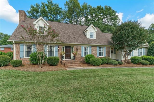 542 Belmorrow Drive, Charlotte, NC 28214 (#3438243) :: Stephen Cooley Real Estate Group