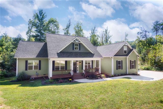 131 Jerico Ridge Road Na, Fletcher, NC 28732 (#3438273) :: Puffer Properties