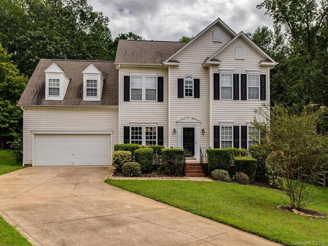 13738 Bluffton Court, Pineville, NC 28134 (#3438332) :: Burton Real Estate Group