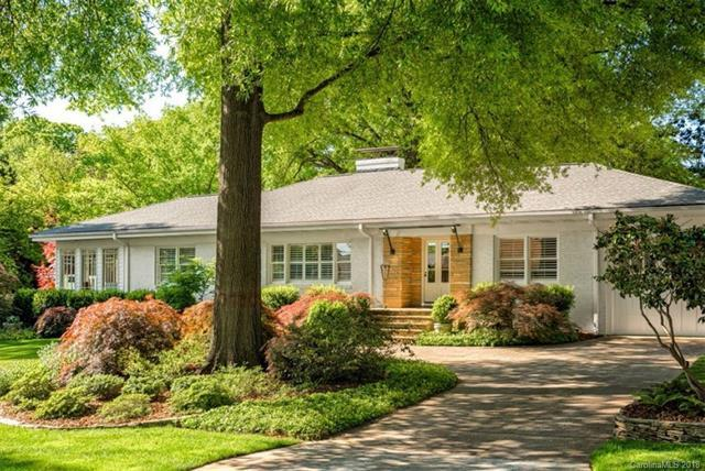2801 Sunset Drive, Charlotte, NC 28209 (#3438446) :: Odell Realty