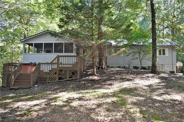50 Shadow Brook Lane, Pisgah Forest, NC 28768 (#3438455) :: Rinehart Realty