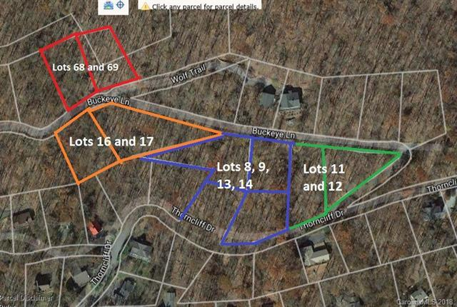TBD Buckeye Lane 10 Lots, Seven Devils, NC 28604 (#3438473) :: Rinehart Realty