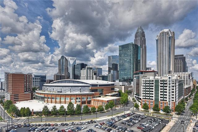 505 6th Street #1301, Charlotte, NC 28202 (#3438529) :: The Ramsey Group