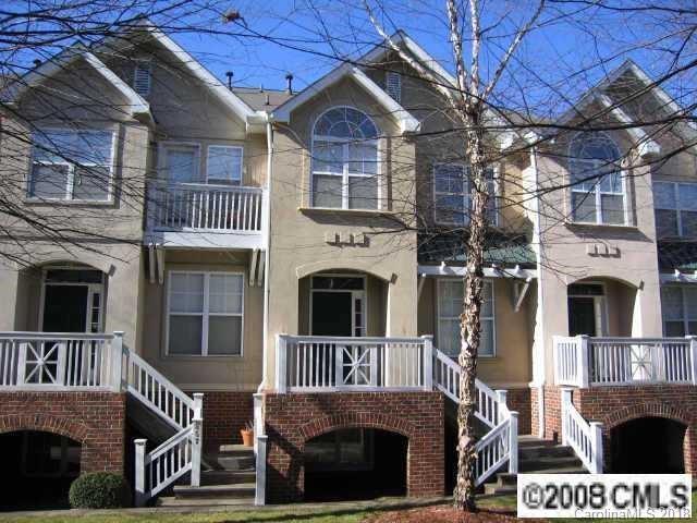 855 Clarkson Mill Court #22, Charlotte, NC 28202 (#3438650) :: Scarlett Real Estate