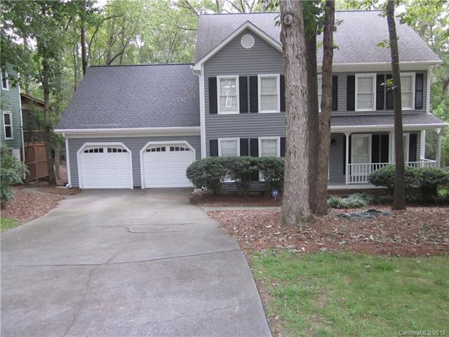 9226 Hanover South Trail, Charlotte, NC 28210 (#3438744) :: Stephen Cooley Real Estate Group