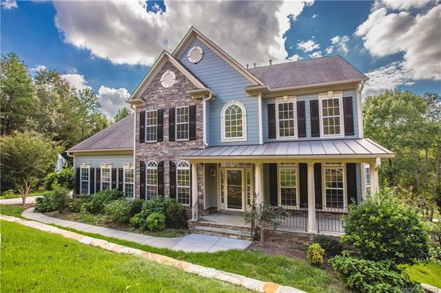 7191 Grist Mill Court, Denver, NC 28037 (#3438753) :: Odell Realty
