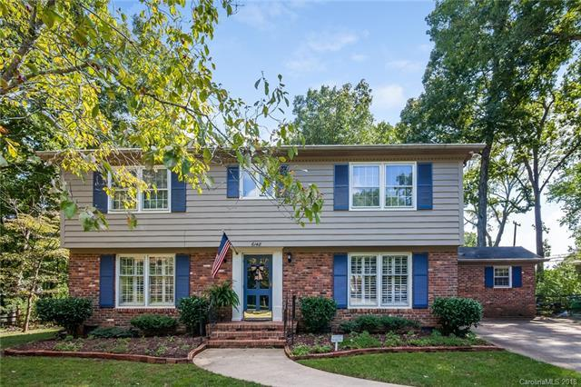 6148 Gate Post Road, Charlotte, NC 28211 (#3438889) :: Team Southline
