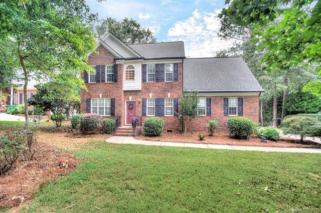 1313 Chandlers Field Drive, Waxhaw, NC 28173 (#3438927) :: Exit Mountain Realty