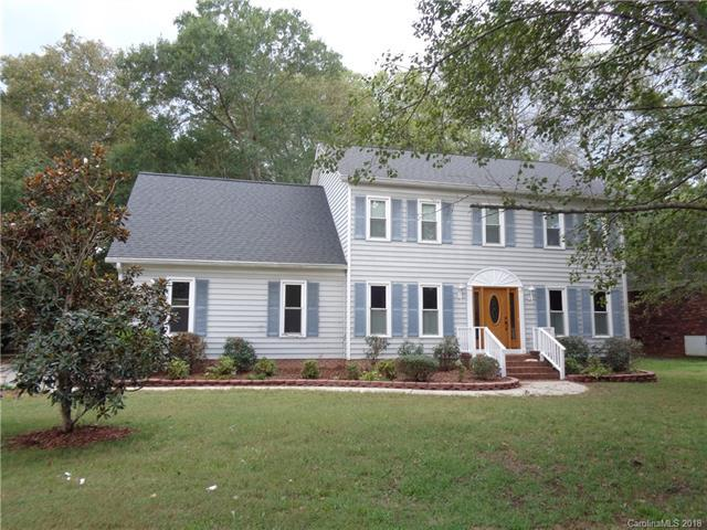 8238 Quail Hollow Drive, Harrisburg, NC 28075 (#3438945) :: LePage Johnson Realty Group, LLC