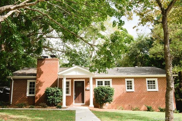3623 Country Club Drive, Charlotte, NC 28205 (#3438965) :: LePage Johnson Realty Group, LLC