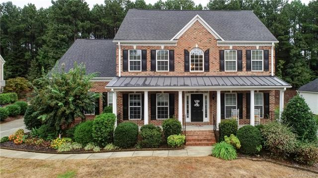 321 Woodward Ridge Drive, Mount Holly, NC 28120 (#3438991) :: Rowena Patton's All-Star Powerhouse