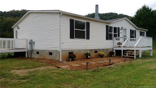 548 Azalea Circle #7, Marshall, NC 28753 (#3439062) :: Exit Mountain Realty