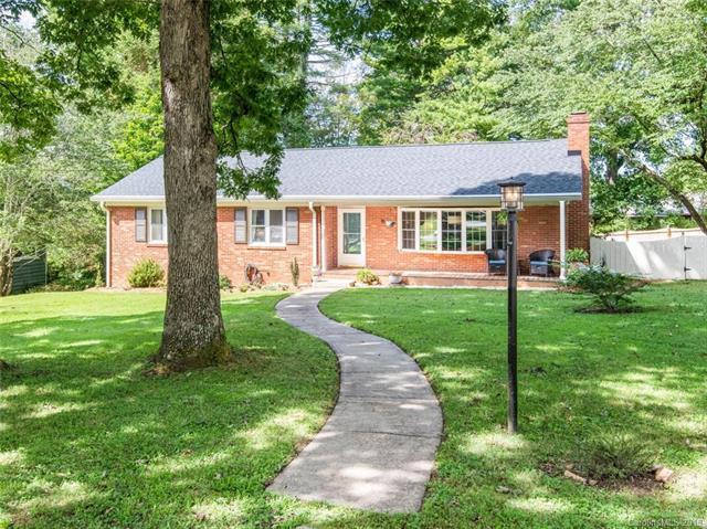 16 Forestdale Drive, Asheville, NC 28803 (#3439143) :: Rinehart Realty