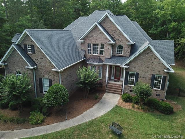 5808 Cross Point Court, Waxhaw, NC 28173 (#3439144) :: Odell Realty