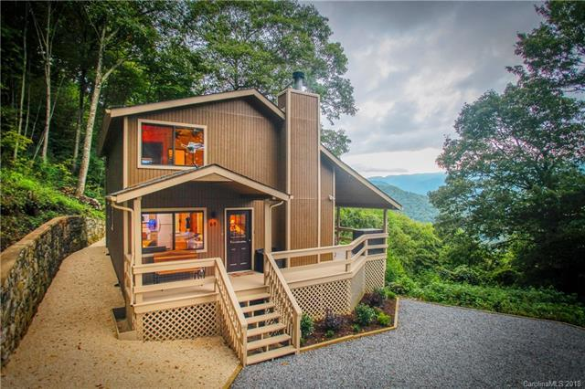 69 Lynne Lane, Maggie Valley, NC 28751 (#3439242) :: Exit Mountain Realty