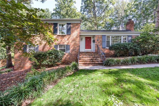 617 Reynolds Drive, Charlotte, NC 28209 (#3439338) :: High Performance Real Estate Advisors