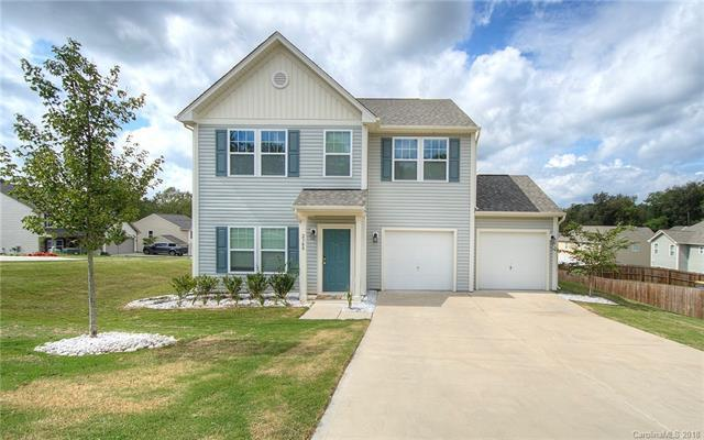 2300 Bloomfield Drive #25, Kannapolis, NC 28081 (#3439375) :: Cloninger Properties