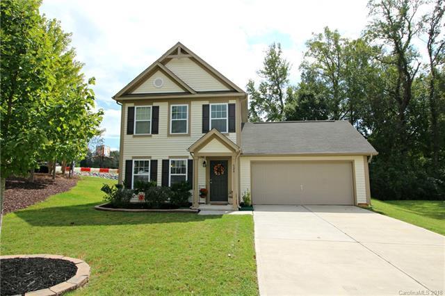 524 Sawtooth Oak Drive #20, Landis, NC 28088 (#3439458) :: High Performance Real Estate Advisors