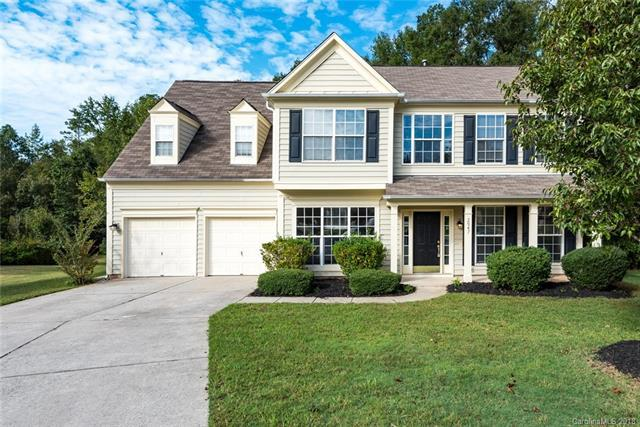 2947 Alpine Forest Court, Charlotte, NC 28270 (#3439491) :: Team Southline