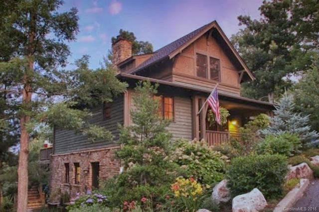 6 Longfellow Drive, Black Mountain, NC 28711 (#3439542) :: High Performance Real Estate Advisors
