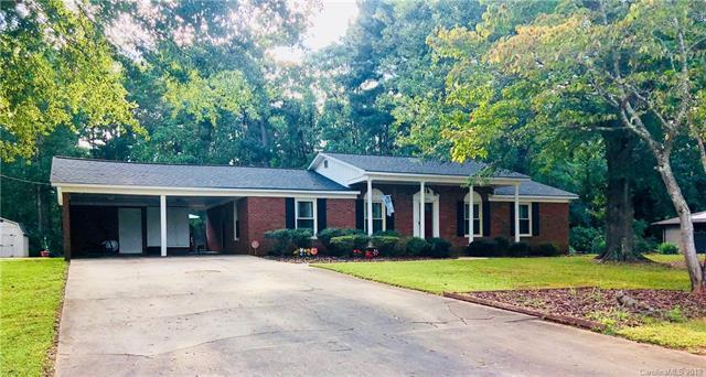 44445 Field Road, New London, NC 28127 (#3439586) :: Exit Mountain Realty