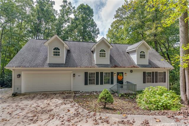 92 Willow Bend, Hendersonville, NC 28792 (#3439593) :: Rinehart Realty