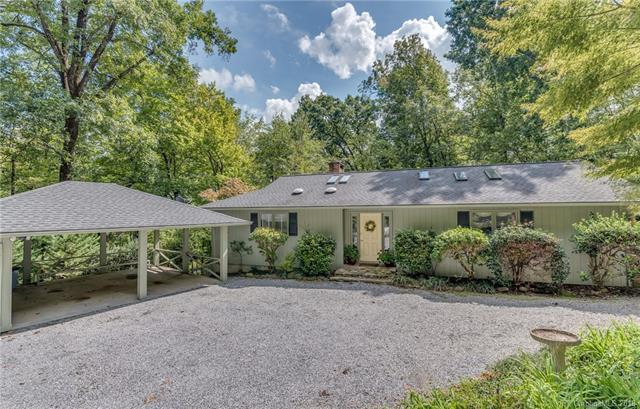 64 Wells Lane #5, Tryon, NC 28782 (#3439605) :: Puffer Properties
